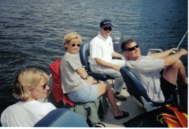 What better way is their to spend time with the family than a day fishing on Eagle Lake.  A perfect way to catch up, enjoy the companionship and make new memories.