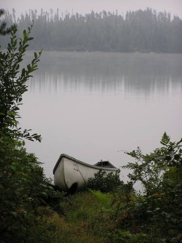 I'm just waiting for you to join me on a canoe trip in the great outdoors of Northwest Ontario.  Any takers?
