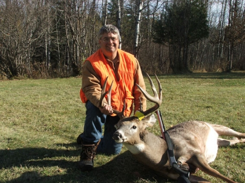 Northwestern Ontario is famous for it's trophy deer hunting opportunities.  Come join us for a hunting adventure!