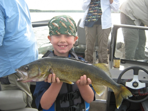 Join in the fantastic opportunity for some great family fun on a fishing trip to Lost Island Lodge.
