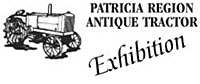 Patricia Region Antique Tractor