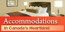 Canada Overnight Accommodations