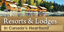 Canada Fishing / Hunting Lodges