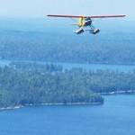 canoe-queticodiscovery-plane