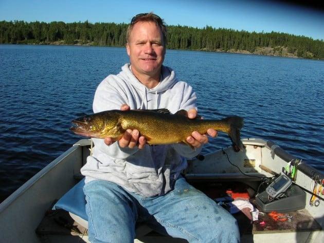 Chimo Lodge Fishing