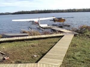 Clark's Camp Grace Lake
