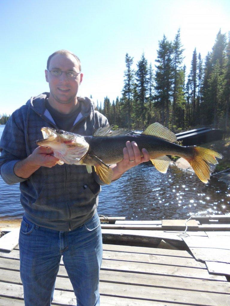 Clark's Resort Fishing