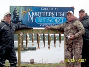 Northern Lights Resort Fishing