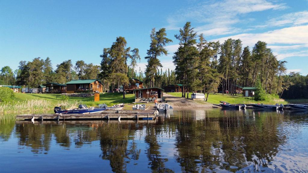Evergreen Lodge Fishing