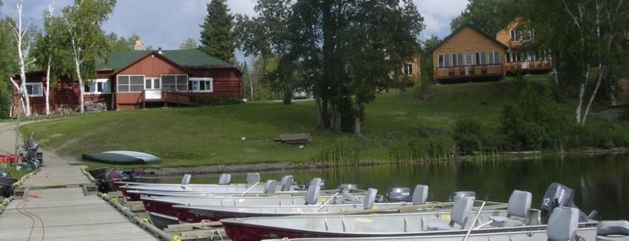 Fireside Lodge Fishing Lodge