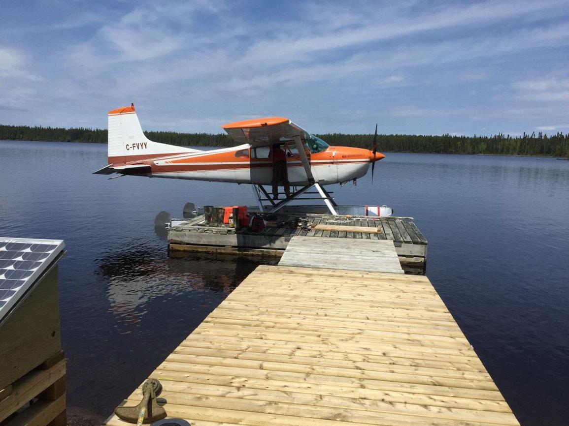 Kayair Ontario Fly-in Fishing