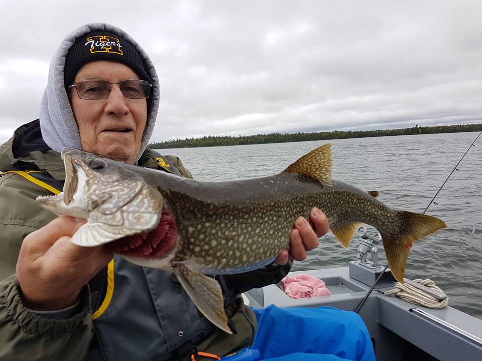 Moosehorn Lodge Trout Fishing