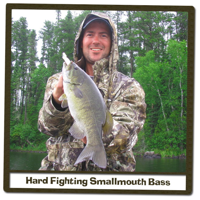 Ontario North Outpost Bass Fishing