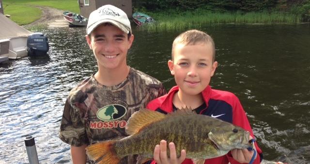 Northwest Ontario Fishing outpost