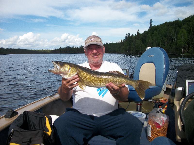 Northwest Ontario Fishing