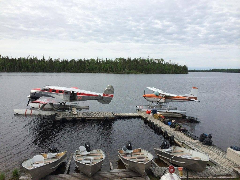 Northwest Ontario Fishing Lodge