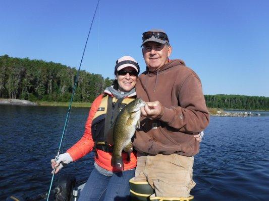 Fishing Williams Lake