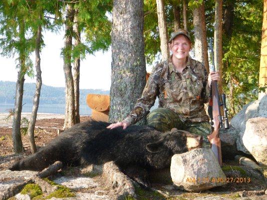 Williams lake Bear Hunting