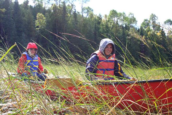 Canada Wilderness Canoe Trip