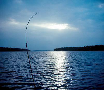 Night Walleye Fishing