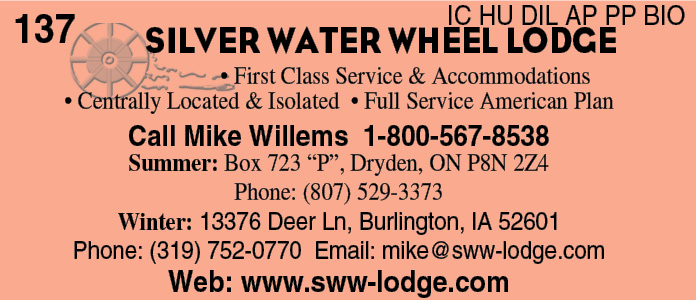 Silver Water Wheel Lodge