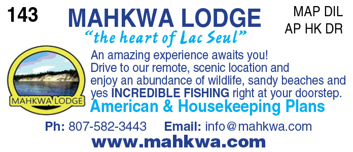 Mahkwa Lodge