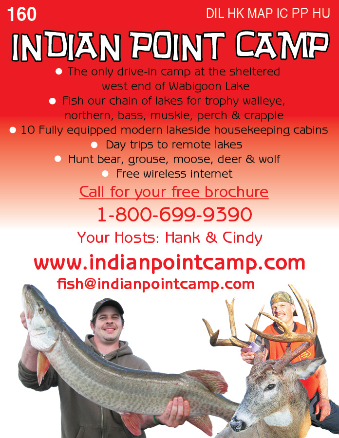Indian Point Camp