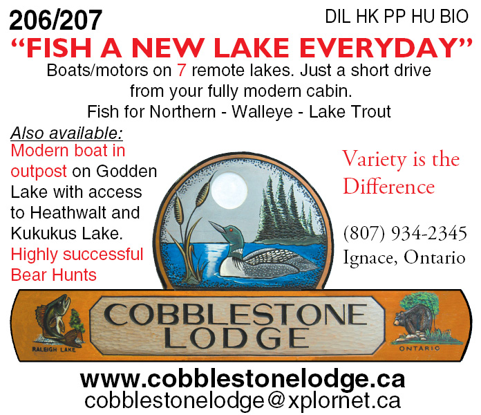 Cobblestone Lodge