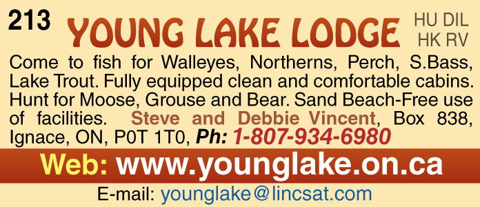 Young Lake Lodge