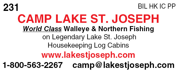 Camp Lake St. Joseph