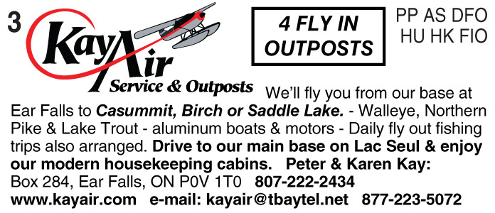 KayAir Service & Outposts