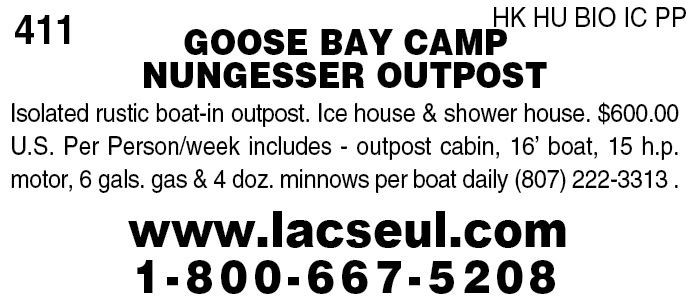 Goose Bay Camp Nungesser Outpost