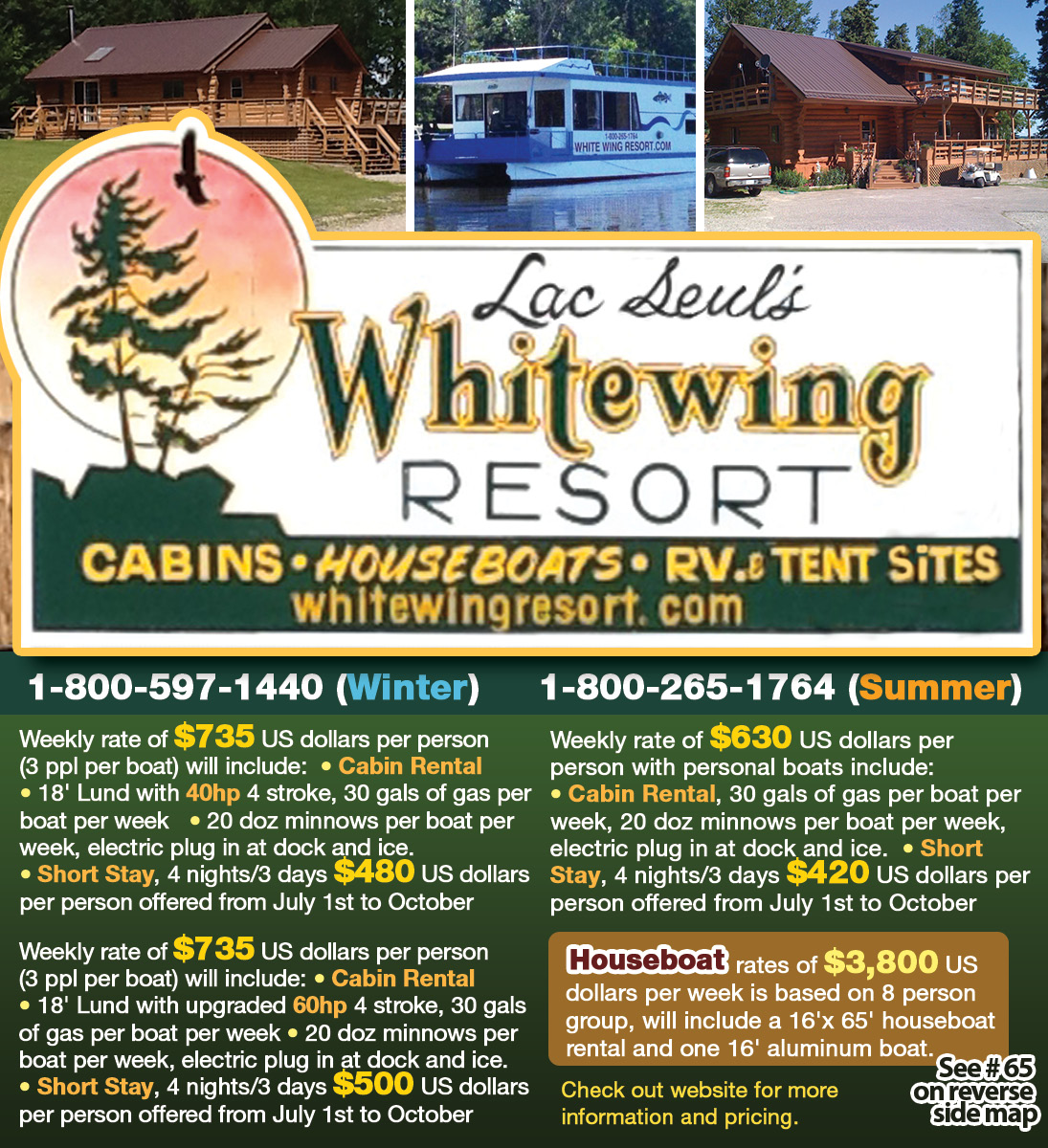 Northwest Ontario Fishing Lodges Amp Hunting Outfitters