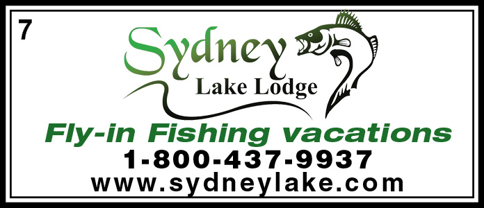 Sydney Lake Lodge
