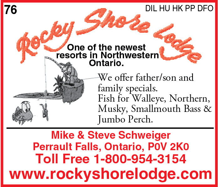 Rocky Shore Lodge