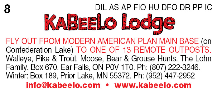 Kabeelo Lodge Inc.