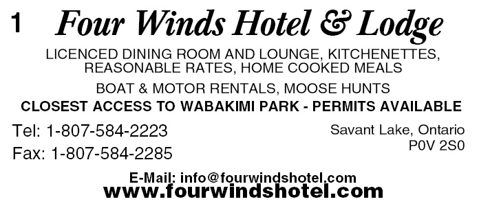 Four Winds Hotel and Lodge